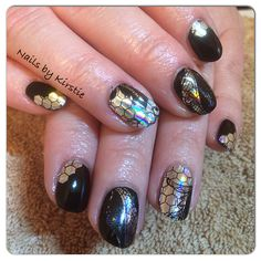 Calgel With Empower Nail Art Nails Pinterest