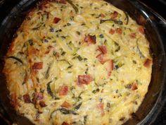 Das perfekte Zucchini-Auflauf auf meine Art-Rezept mit einfacher Schritt-für-Schritt-Anleitung: Zucchini fein raspeln und salzen. In einer Schüssel ca. 10…