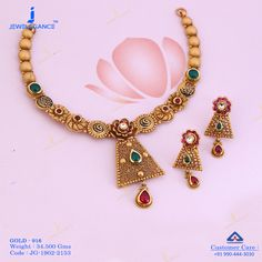 Get In Touch With us on Gold Jewelry Simple, Gold Jewellery, Bridal Jewelry, Antic Jewellery, Gold Bangles Design, Jewelry Design, Jewellery Sketches, Pendant Jewelry, Kurti
