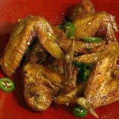 Michael Symon's Orange Jalapeno Glazed Chicken Wings - the chew - ABC.com