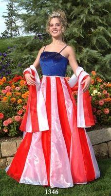 ec6b9ddad21 Pretty in pink ugly prom dress Worst Prom Dresses