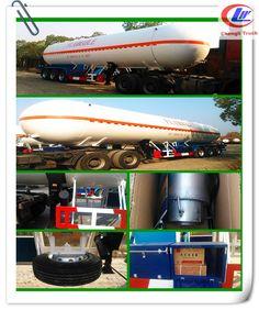 Chengli Special Automobile Co., Ltd.: lpg trailer for dimethyl ether for sale