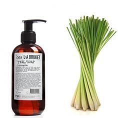 L:a Bruket Flüssigseife für Hände und Körper Zitronengras (250ml)