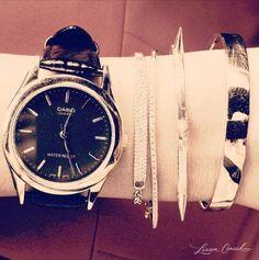 Lauren Conrad's favorite bracelet + watch