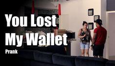#Aparna #You #Lost #My #Wallet - #Prank