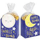 Twinkle Twinkle Little Star Baby Shower Favor Boxes; I love you to the moon and back baby shower; unisex baby shower - Twinkle Twinkle Little Star Baby Shower Favor Boxes; I love you to the moon and back baby shower; Baby Shower Table Decorations, Bridal Shower Tables, Baby Shower Favors, Baby Shower Themes, Unisex Baby Shower, Star Baby Showers, Candy Table, Twinkle Twinkle Little Star, Favor Boxes
