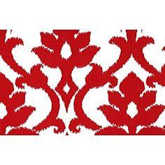 "Blazing Needles Patterned Outdoor Spun Polyester Loveseat Cushion, 42"" Wide, Cera Pompeii"