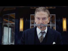 Espectacular reparto en el trailer de la nueva Murder on the Orient Express