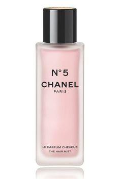 Comment avoir les cheveux de la Parisienne ? Parfum pour cheveux N°5, Chanel