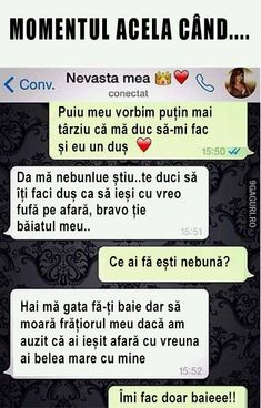Când ai o nevastă geloasă… Funny Texts, Funny Jokes, Tumblr Love, Sarcastic Humor, Cringe, Haha, Geek Stuff, Cards Against Humanity, Relationship