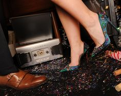 The confetti diaries, featuring Christian Louboutin. For details: service@s5a.com     Photo: Kristen Somody Whalen