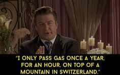"And when he revealed this about himself. | 30 Quotes From ""30 Rock"" That Made The Show Unforgettable"