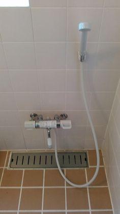◇市川市 浴室混合水栓交換◇