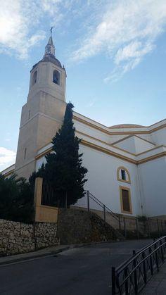 Iglesia Ntra. Sra. de las Virtudes de Puebla de Cazalla, Sevilla