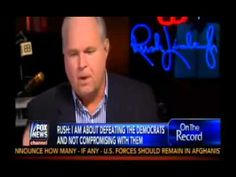 Rush Limbaugh Greta FULL Wide-Ranging Interview