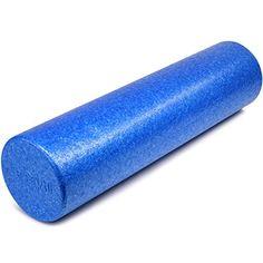 Pro-Tec Athletics Foam Roller Blue, 6-Inch x 18-Inch Ausdauertraining