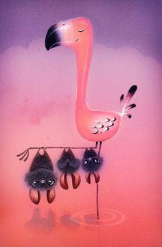 Carine Hinder artwork http://hinder.ultra-book.com/