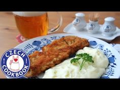Breaded Pork Schnitzel – Řízek - Czech Cookbook