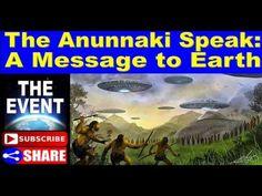 The Anunnaki Speak A Message to Earth - YouTube
