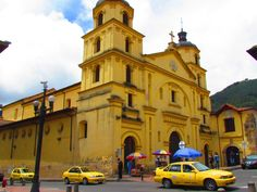 Capture the Colour: Colombia - Beyond Blighty