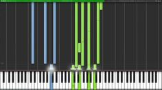 Pirates of the Caribbean Medley - Pirates of the Caribbean [Piano Tutori...