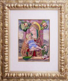 Quadri E Tele Moderne.12 Fantastiche Immagini Su Quadri E Tele Gold Madonna E Filo