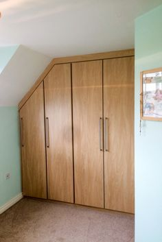 fitted bedrooms bolton. Fitted Wardrobes In A 3 Storey Home With Sloped Ceilings/attic Room Bedrooms Bolton