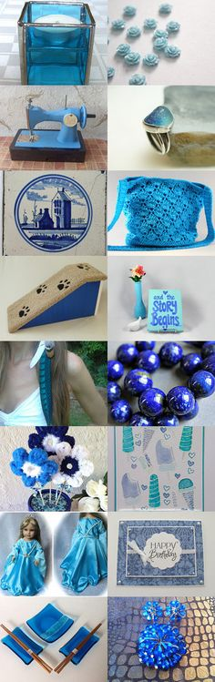 Team Appreciation Treasury #4! Team #EtsyRMP #Etsy #PayItForward #Handmade #Crochet #Glass #Jewelry