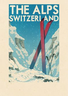 Swiss Alps - wanna ski here so bad!!