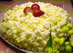 Le ricette di Valentina & Bimby: LA MIA TORTA MIMOSA