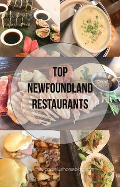 Top Newfoundland Restaurants, where to eat in Newfoundland, Newfoundland Food, Places to eat newfoundland Newfoundland Canada, Newfoundland And Labrador, Newfoundland Tourism, Newfoundland Recipes, Canadian Travel, Canadian Rockies, Visit Canada, Canada Eh, Viajes