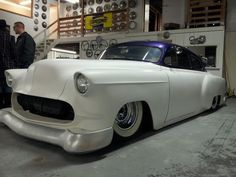 chopped 1953 chevy bel air | Thread: 1954 Chevrolet Bel Air-Kustom-Bagged-Chopped-Driver
