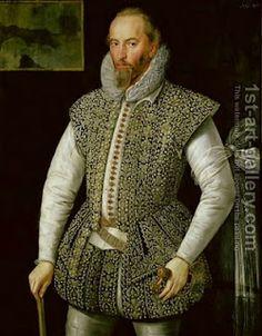 .História da Moda.: O Rufo Um pouco do rufo na vestimenta masculina