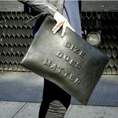 Mens overdized clutche