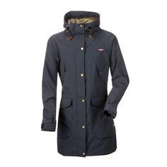 Haltin Hagen-takki on hyvännäköinen ja monipuolinen kevättakki. Suositushinta 199,95 euroa #halti