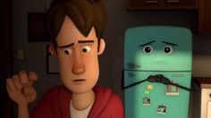 Dostluğu Anlatan Güzel Bir Animasyon - HD