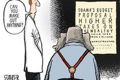 Politics, budget, Obama, GOP