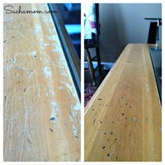 How To Naturally Clean and Restore Wood