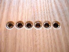 how do you drill string through holes - Telecaster Guitar Forum