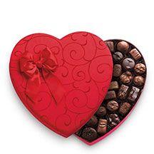 Sweet Indulgence Heart (2 lb.) | See's Candies