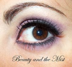 Beauty and the Mist - everything about beauty: Wearing false eyelashes for the first time
