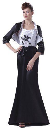 herafa p31827-18 Evening Gowns Two-Piece dress Scoop Neck 3/4 Sleeve Rows of Lace Delicate Beading Maxi Sheath Black herafa http://www.amazon.co.uk/dp/B00BPTNNW2/ref=cm_sw_r_pi_dp_qzJlvb15WZ31M
