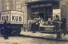 1925... Les sponsors !