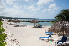 Beach at the Grand Bahia Principe Jamaica | Oyster.com -- Hotel Reviews and Photos