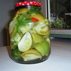 Canning Tips, Canning Recipes, Greek Recipes, My Recipes, Greek Cooking, Fermented Foods, Different Recipes, Recipe Collection, Food Network Recipes