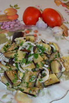Баклажаны как грибочки - замечательная закуска к праздничному столу