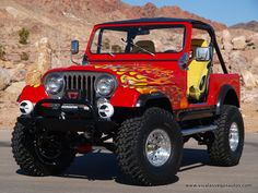 1984 Jeep CJ7 Laredo Beautifully Restored!