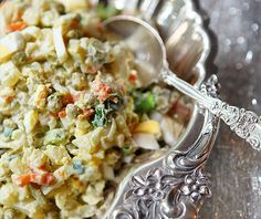Olivier Salad | 22 Delicious Russian Foods For Your Sochi Olympics Party