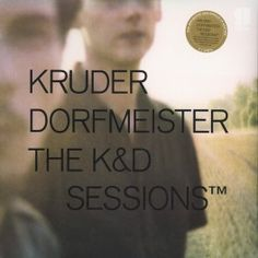 Kruder Dorfmeister The K&D Sessions 5LP Vinil 180 Gramas !K7 Records Bernie Grundman Pallas 2015 EU - Vinyl Gourmet