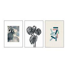 TRILLING Image, 3 pièces IKEA Photo : 3am/Liam Stevens/Cass Loh. Personnalisez votre intérieur et exprimez votre style avec ces créations.